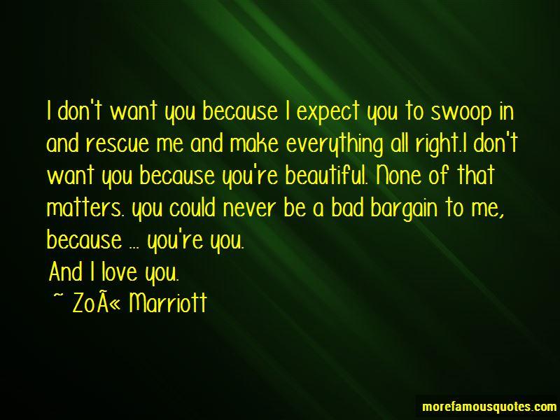 Zoe Marriott Quotes