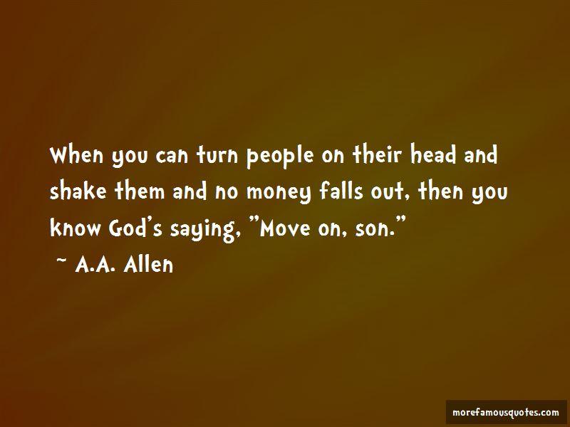 A.A. Allen Quotes Pictures 2