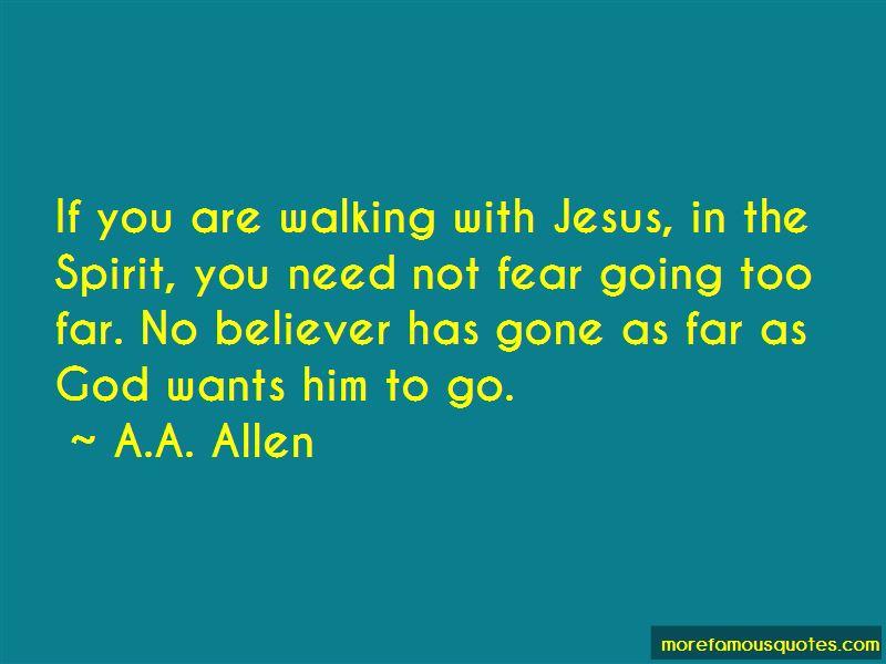 A.A. Allen Quotes Pictures 3