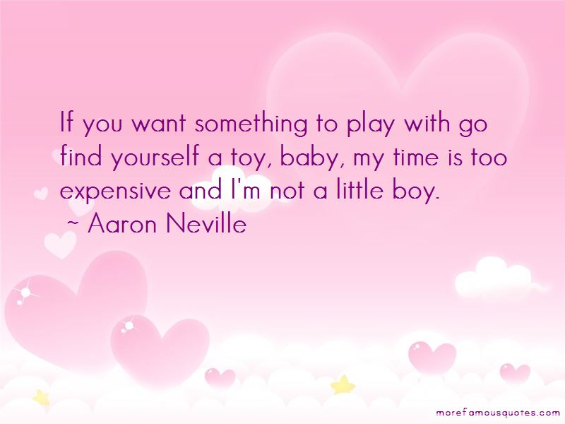 Aaron Neville Quotes Pictures 2