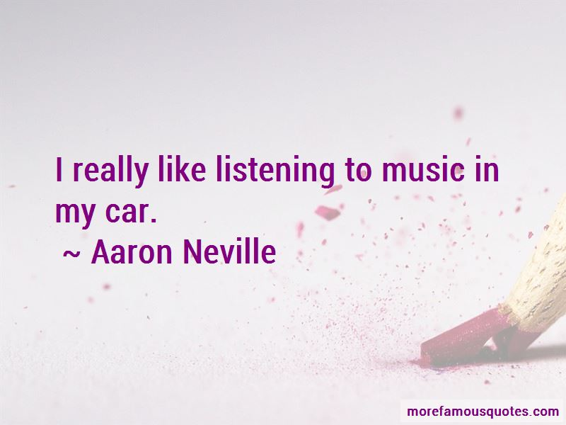 Aaron Neville Quotes Pictures 3
