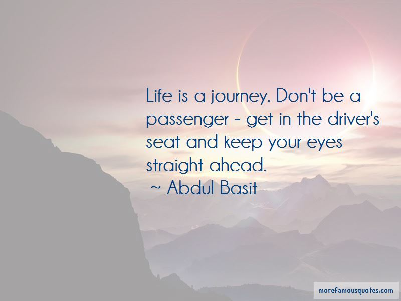 Abdul Basit Quotes