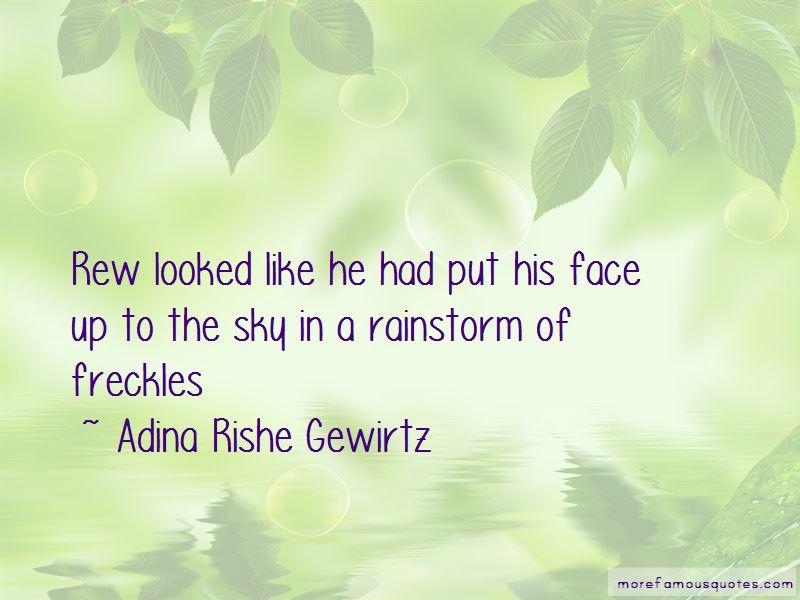 Adina Rishe Gewirtz Quotes Pictures 4
