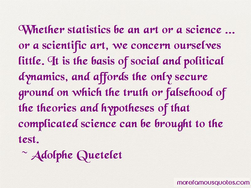 Adolphe Quetelet Quotes Pictures 4