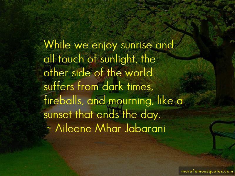 Aileene Mhar Jabarani Quotes Pictures 2
