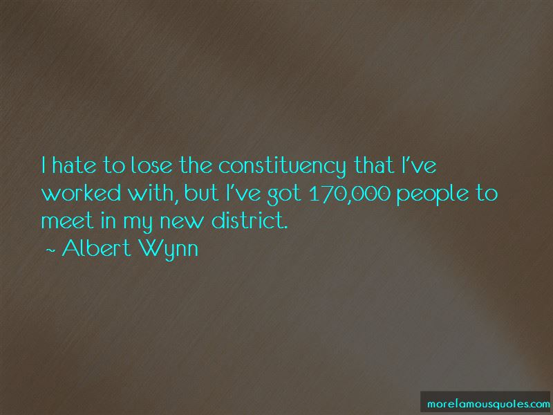 Albert Wynn Quotes Pictures 4