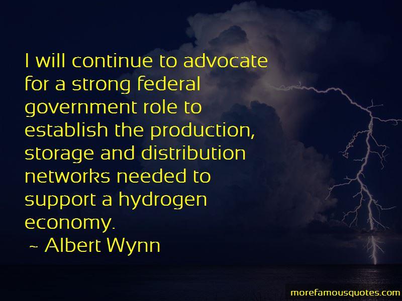 Albert Wynn Quotes