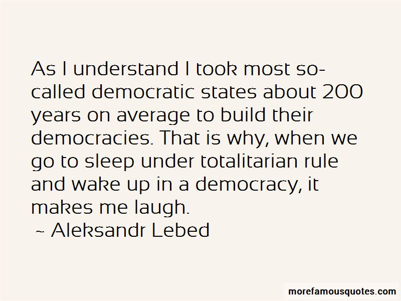 Aleksandr Lebed Quotes Pictures 2
