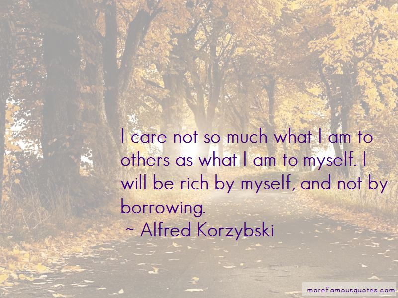Alfred Korzybski Quotes Pictures 3