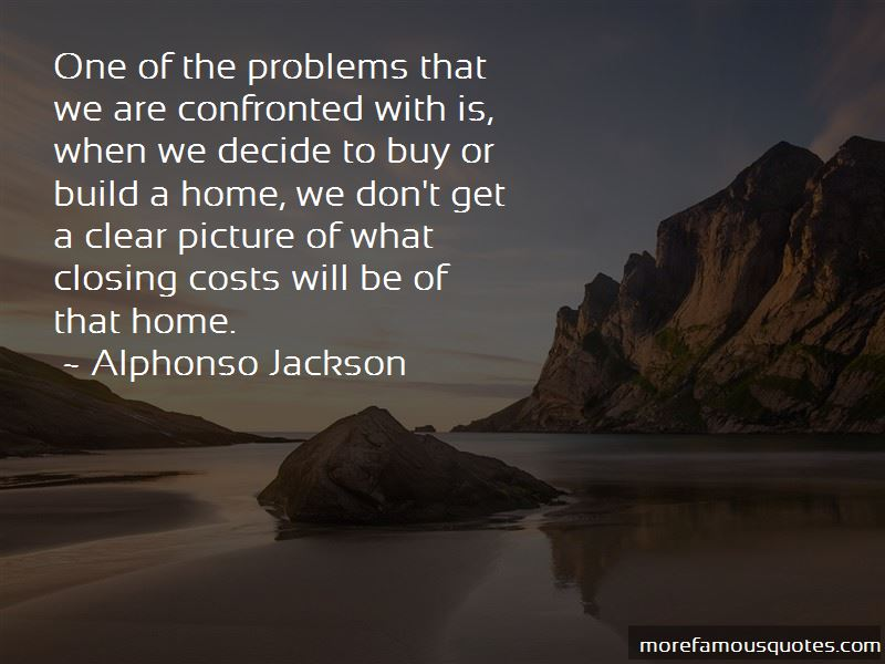 Alphonso Jackson Quotes Pictures 2