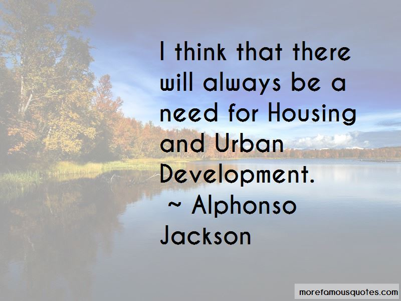 Alphonso Jackson Quotes Pictures 3