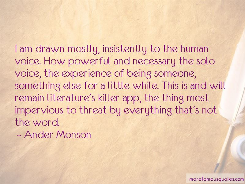 Ander Monson Quotes Pictures 3