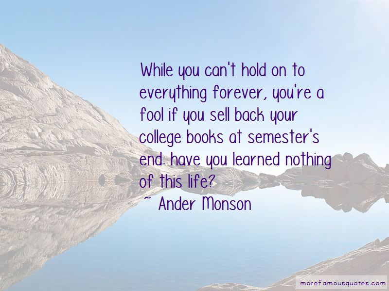 Ander Monson Quotes Pictures 4