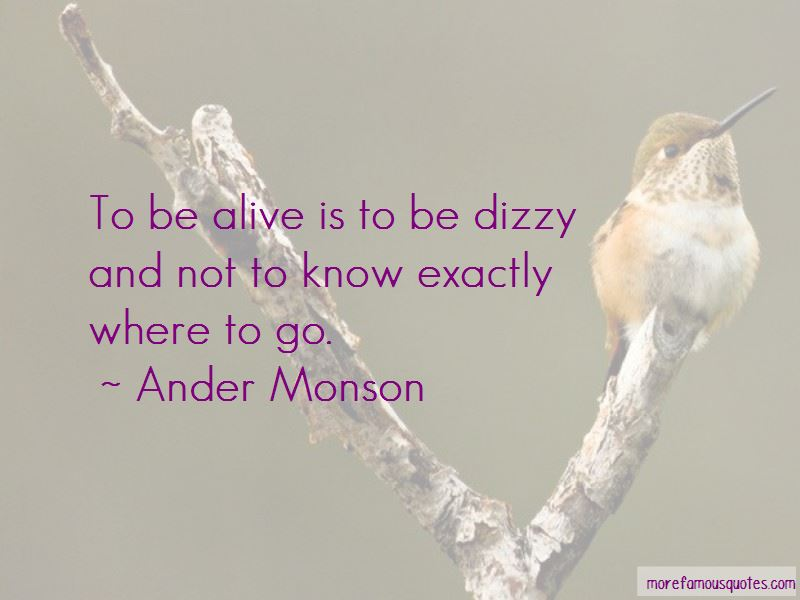 Ander Monson Quotes