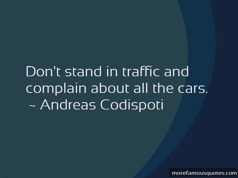 Andreas Codispoti Quotes
