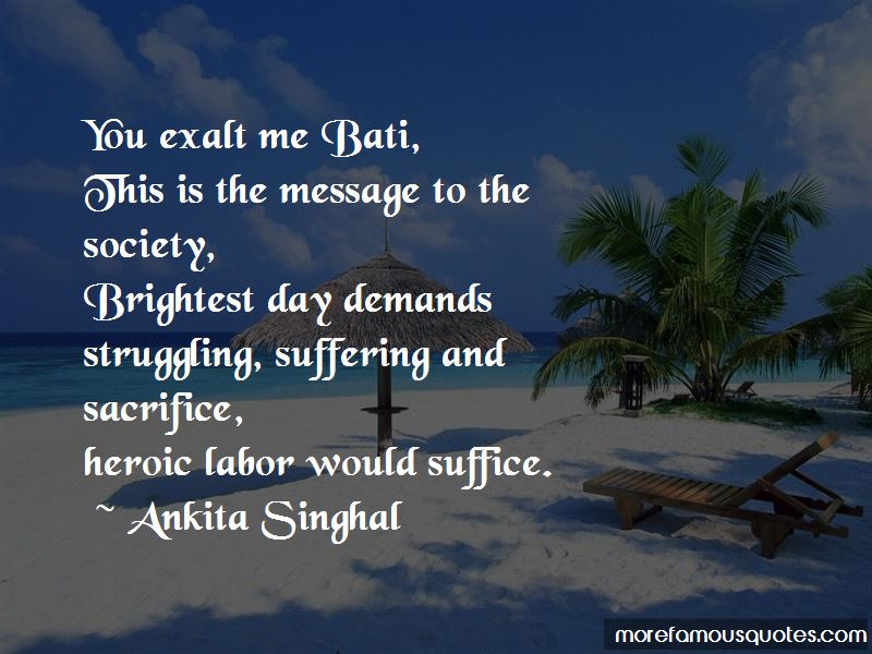 Ankita Singhal Quotes Pictures 2