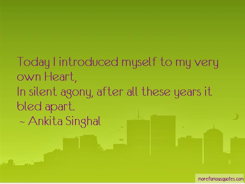 Ankita Singhal Quotes Pictures 3