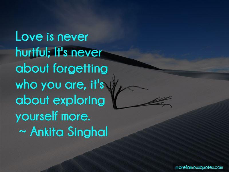 Ankita Singhal Quotes