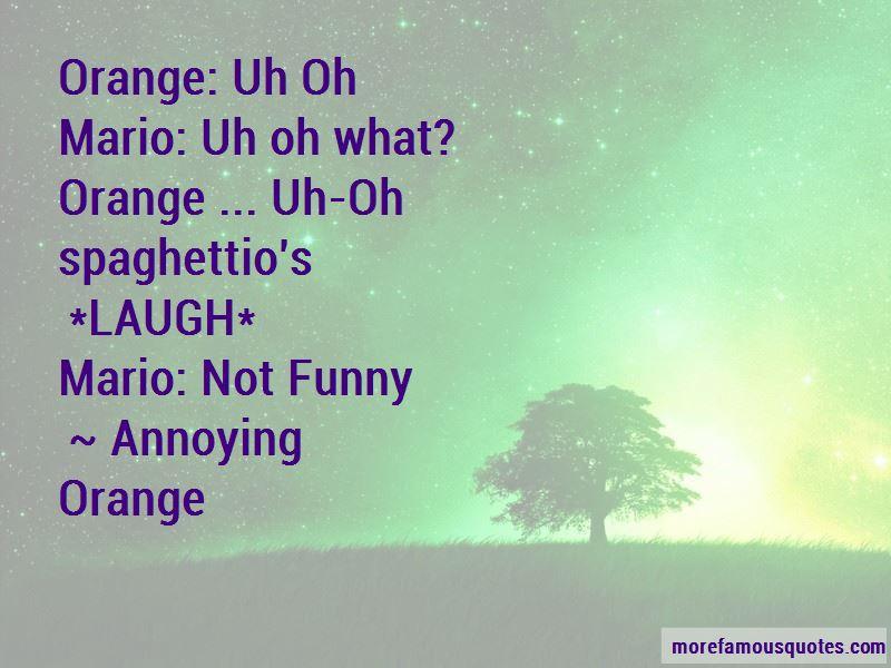 Annoying Orange Quotes Pictures 4