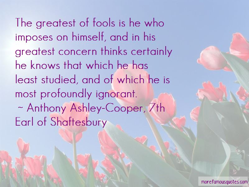 Anthony Ashley-Cooper, 7th Earl Of Shaftesbury Quotes Pictures 4