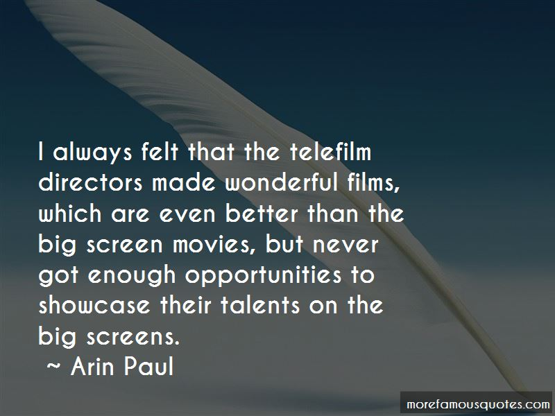 Arin Paul Quotes Pictures 2