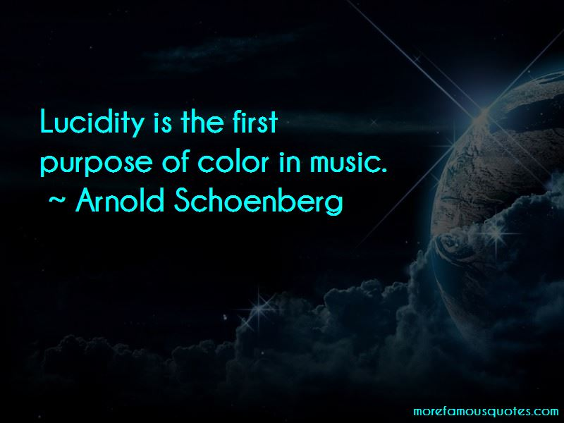 Arnold Schoenberg Quotes Pictures 3