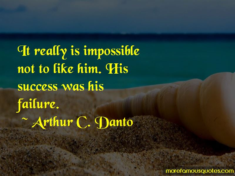 Arthur C. Danto Quotes Pictures 2