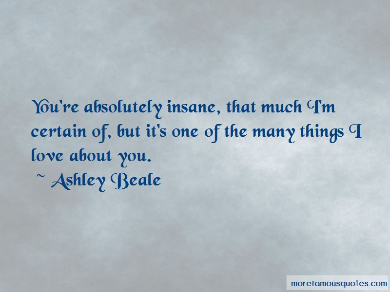 Ashley Beale Quotes Pictures 2