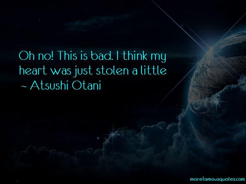 Atsushi Otani Quotes Pictures 3