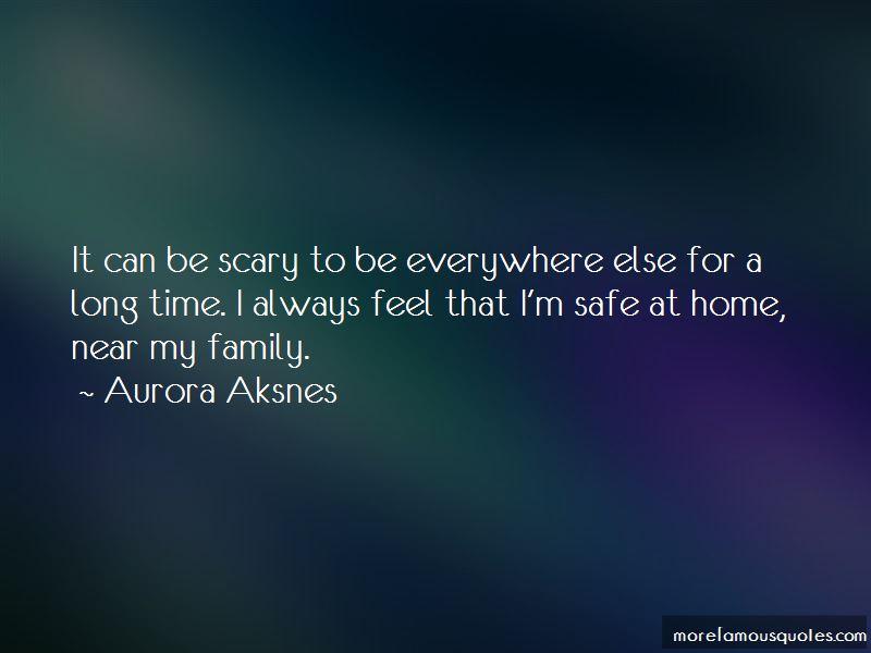 Aurora Aksnes Quotes Pictures 2