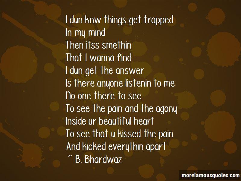 B. Bhardwaz Quotes Pictures 3