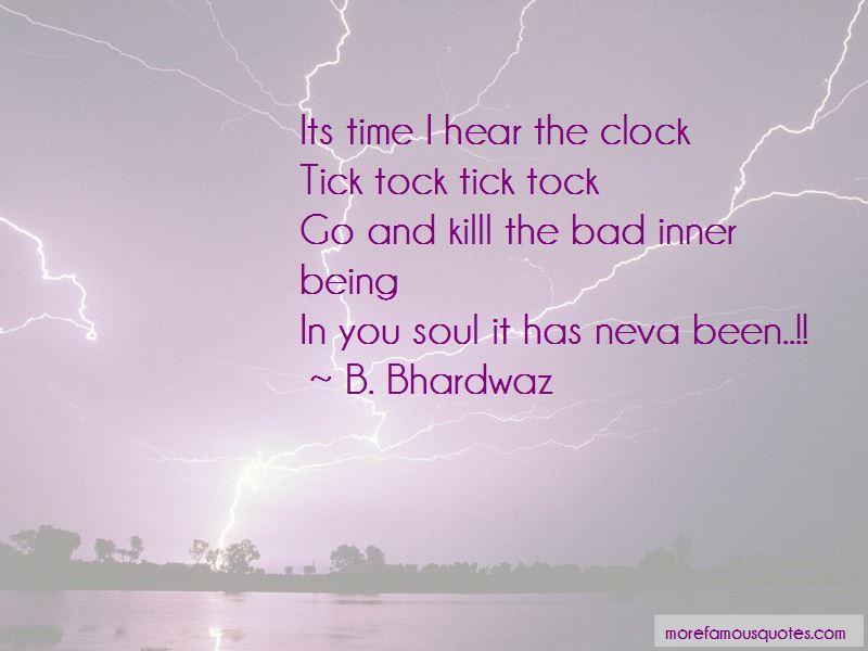 B. Bhardwaz Quotes Pictures 4