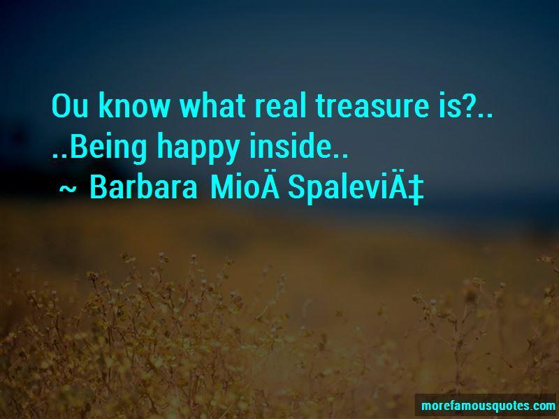 Barbara Mioc Spalevic Quotes