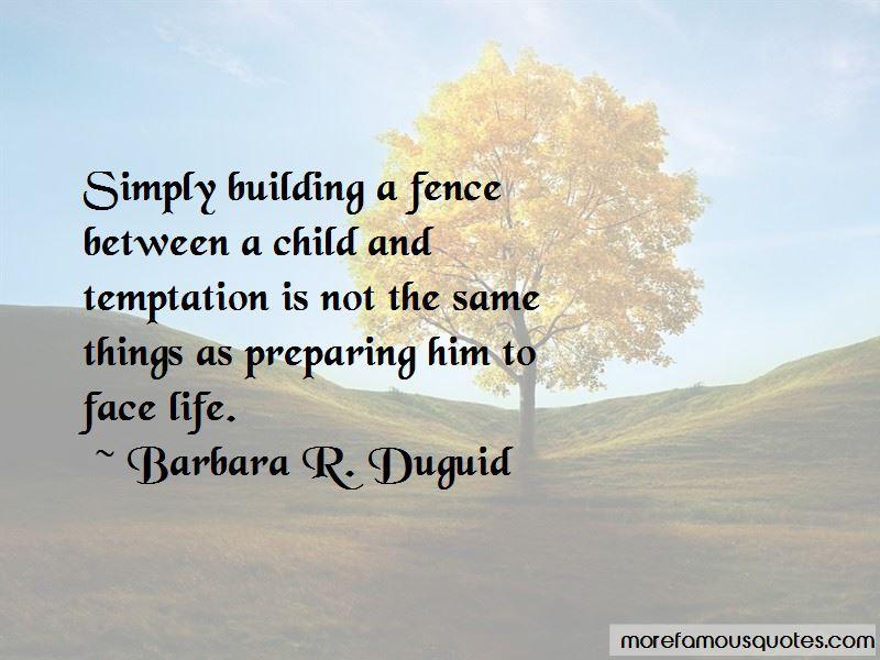 Barbara R. Duguid Quotes Pictures 2