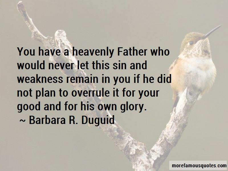 Barbara R. Duguid Quotes Pictures 4