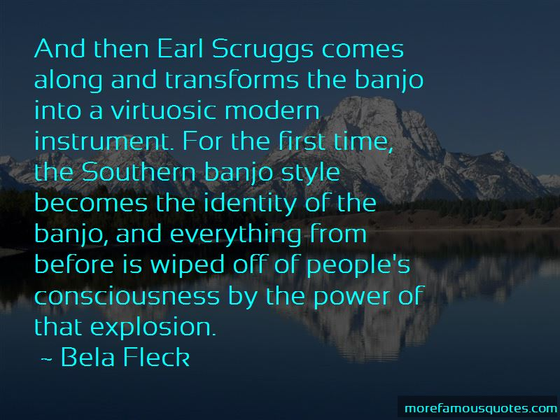 Bela Fleck Quotes Pictures 2