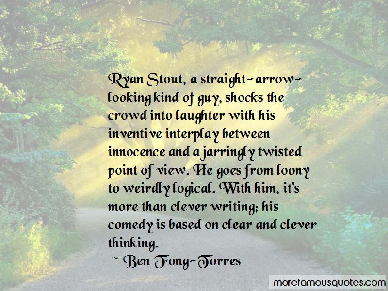 Ben Fong-Torres Quotes