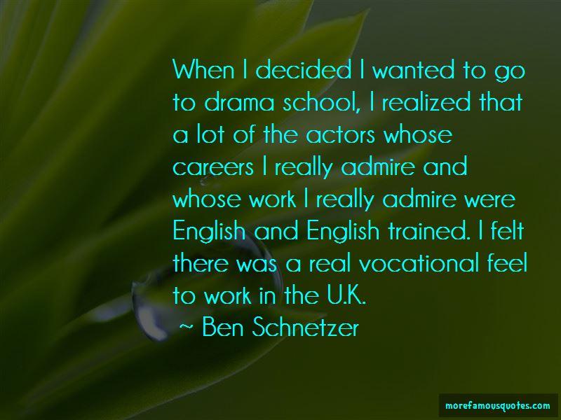 Ben Schnetzer Quotes Pictures 3