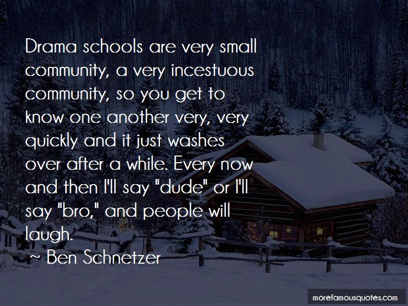 Ben Schnetzer Quotes Pictures 4