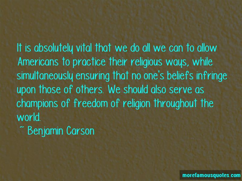 Benjamin Carson Quotes Pictures 3
