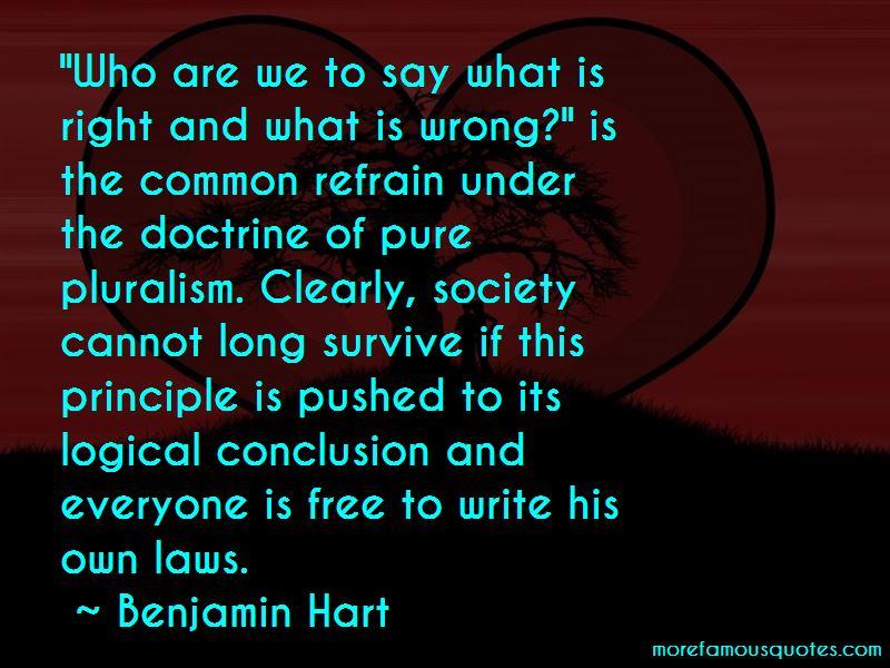 Benjamin Hart Quotes Pictures 3