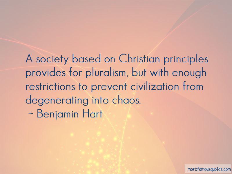 Benjamin Hart Quotes