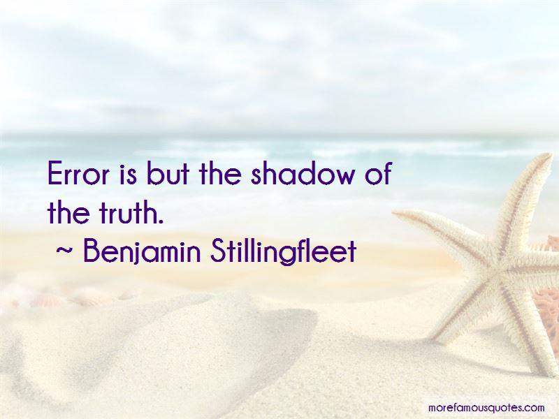 Benjamin Stillingfleet Quotes Pictures 3