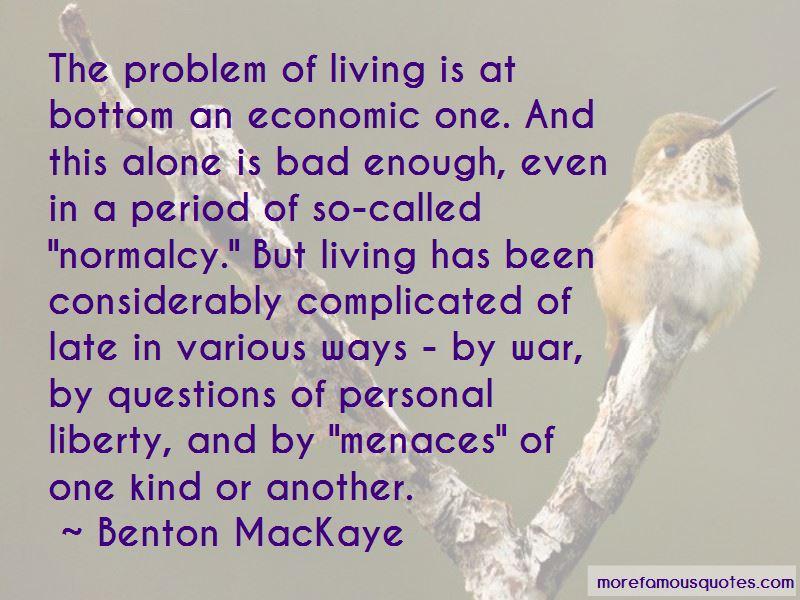 Benton MacKaye Quotes Pictures 3