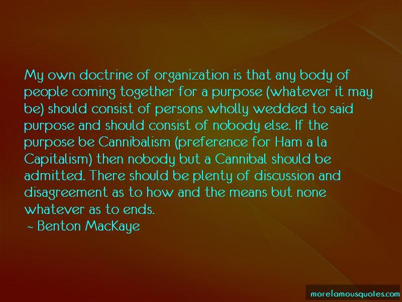 Benton MacKaye Quotes