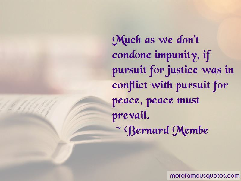 Bernard Membe Quotes