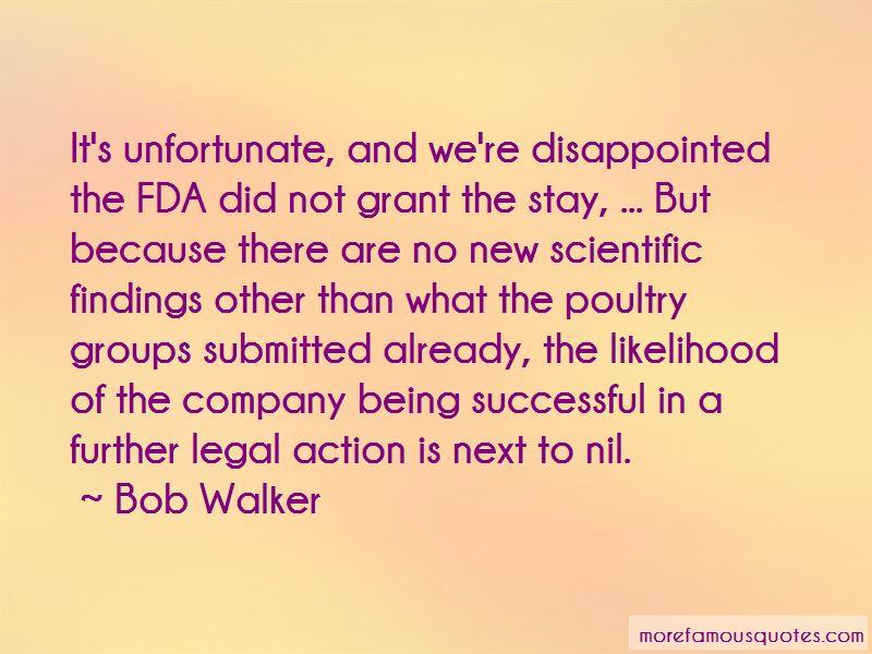 Bob Walker Quotes