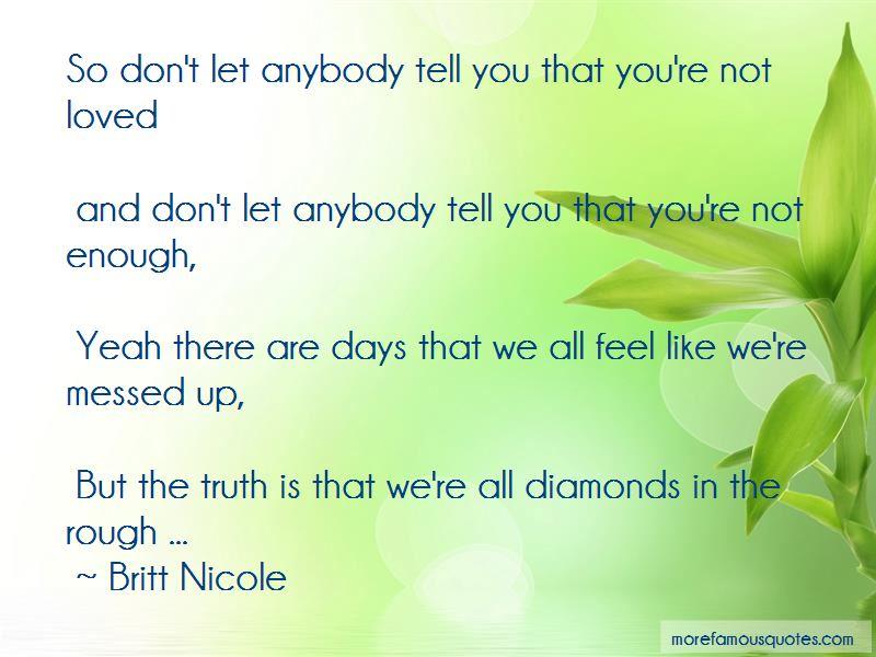 Britt Nicole Quotes Pictures 2