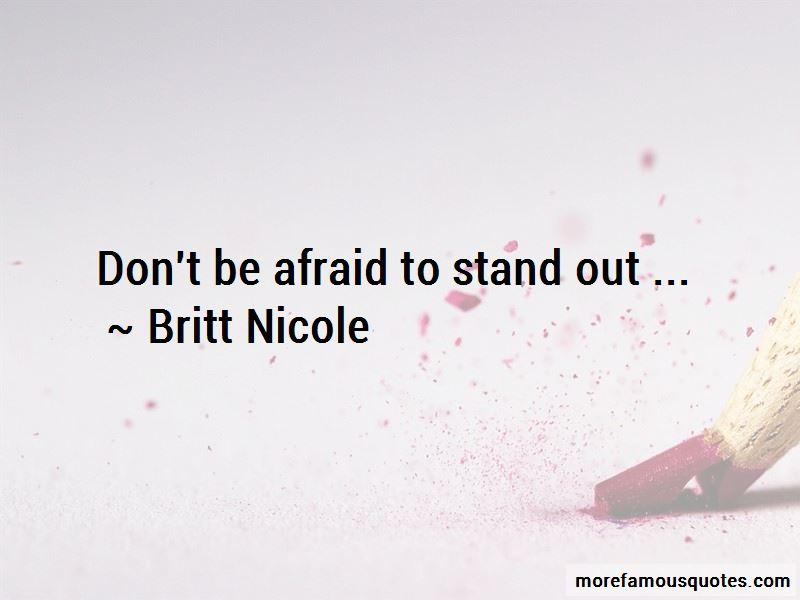 Britt Nicole Quotes Pictures 3