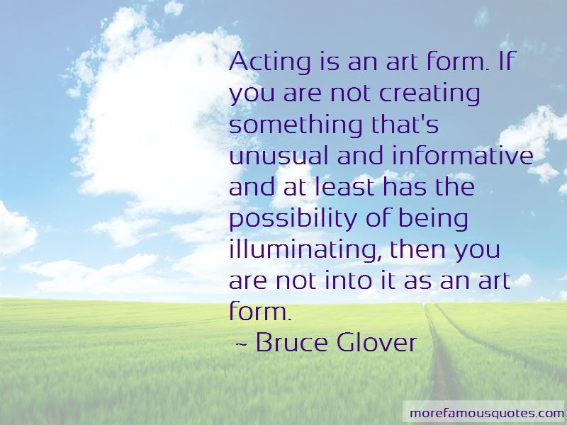 Bruce Glover Quotes Pictures 3
